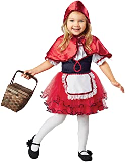 little red riding hood costume girl