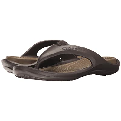 Crocs Athens (Espresso/Walnut) Sandals