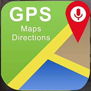 GPS Directions Finder   Maps Traffic & Travel