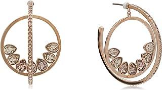 Swarovski Stainless Steel Drop & Dangle Earrings