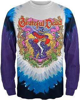 Grateful Dead - Terrapin Moon Tie Dye Long Sleeve T-Shirt - Medium