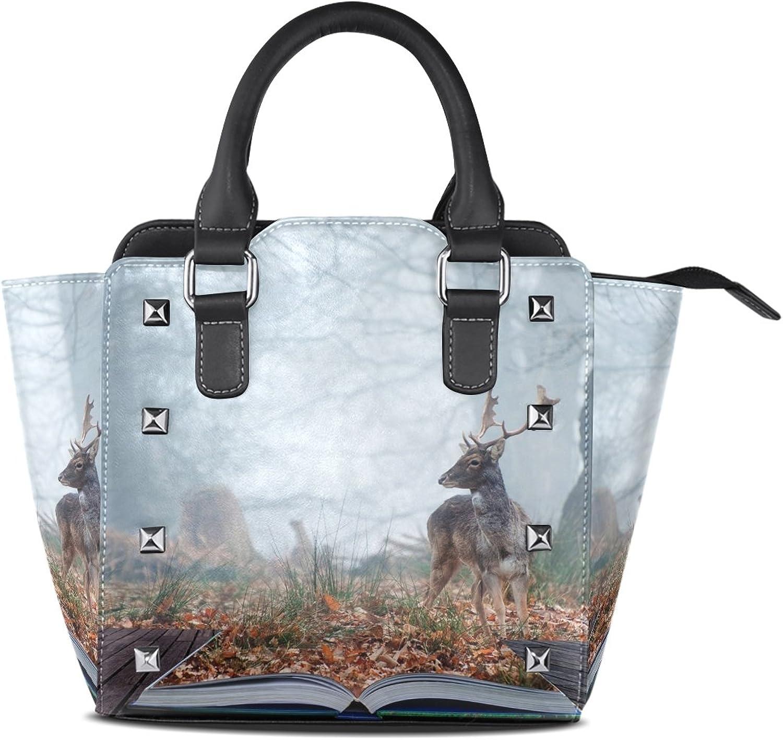Sunlome Tote-Schulterhandtaschen für Damen B07BBN4495  Ein schönes Herz verfolgen verfolgen verfolgen 8f7927