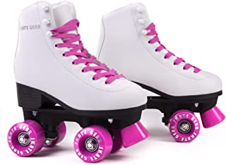 C SEVEN Roller Skates for Classic Skating Faux Leather