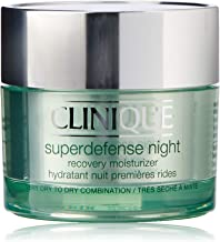 Clinique Superdefense Night Crema de Noche para Pieles Normales o Secas - 50 ml