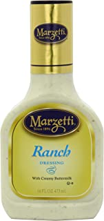 Marzetti Dressings, Ranch, 16 Ounce (Pack of 6)