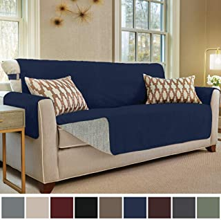 Amazon.com: Blue - Loveseat Slipcovers / Slipcovers: Home ...