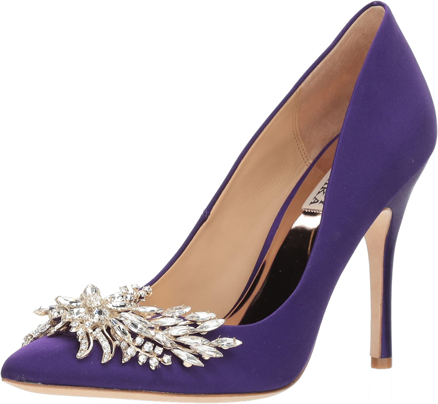 Badgley Mischka Womens Marcela Pump