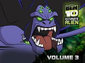 Ben 10: Ultimate Alien Season 3 (Classic)