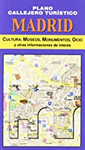 Plano callejero turístico de Madrid