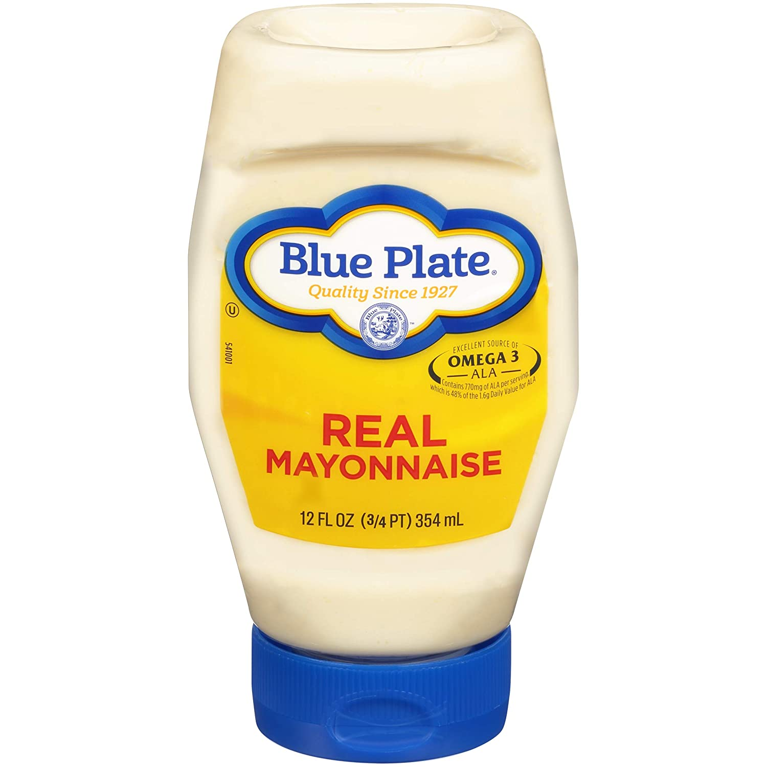 Blue Plate Real Mayonnaise 12 of Translated Ounce 6 supreme Pack Squeeze