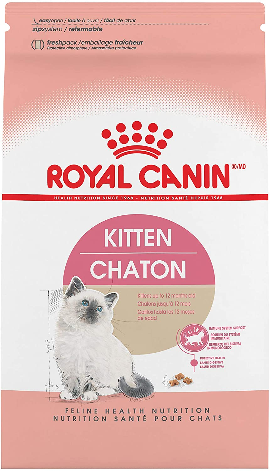 Royal Canin Feline Health Nutrition Dry Food for Young Kittens