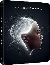 ex machina (steelbook edizione limitata) (blu-ray) Blu-ray Italian Import