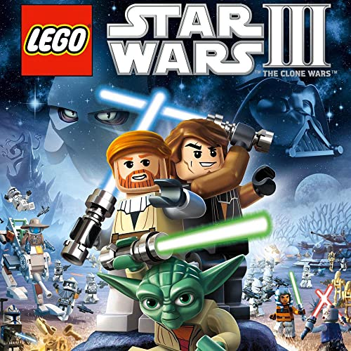 LEGO Star Wars III: The Clone Wars [PC Code - Steam]