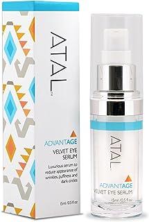 Premium Eye Serum for Puffiness, Dark Circles, Wrinkles - Best Anti Aging Eye Cream Treatment - Firms & Hydrates– Peptides...