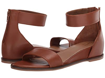Seychelles Lofty (Cognac Leather) Women
