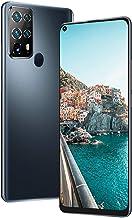 S40U Unlocked Smartphones, 7.2'' HD Full Screen Mobile Phone, 2+32G Dual SIM Fingerprint Phones, with Free 128G Memory Car...