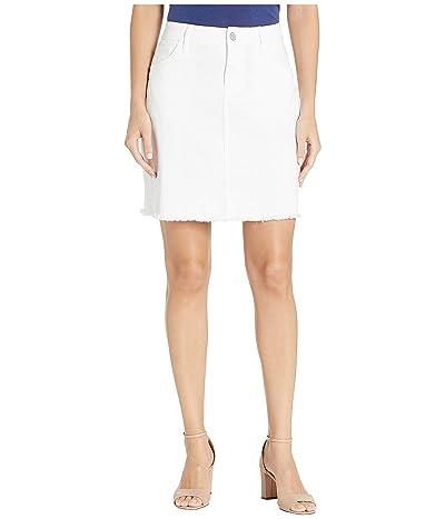 Tommy Bahama Ana Twill Short Skirt (White) Women