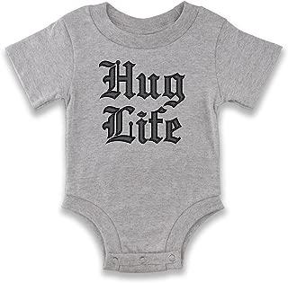 Hug Life Infant Baby Boy Girl Bodysuit