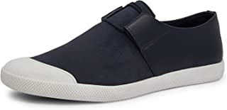 Marc Loire Men Casual Slip On Shoes, Faux Leather Sneakers - ML0075150240-P