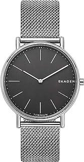 Skagen Men's SKW6483 Analog Quartz Silver Watch