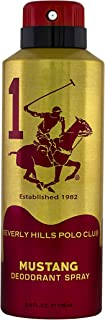 Beverly Hills Polo Club Gold Deo, Mustang, 175ml