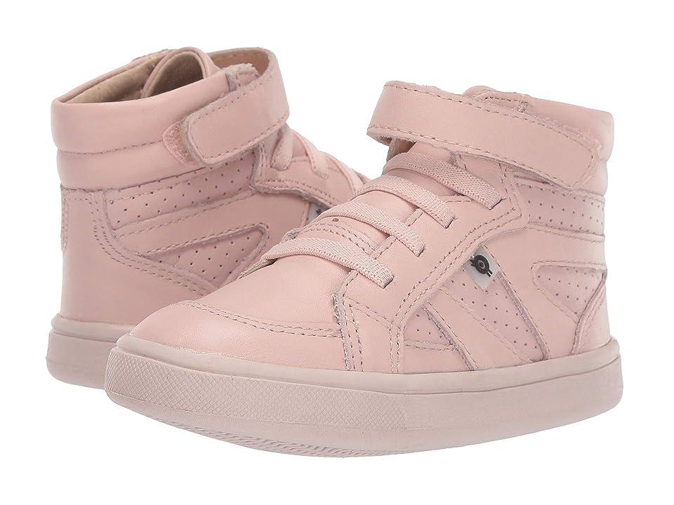Old Soles Starter Shoe (Toddler/Little Kid/Big Kid) (Powder Pink) Girl