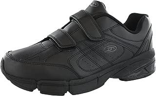 Dr.Scholls Men's Omega Light Weight Dual Strap Closure Sneaker Wide Width