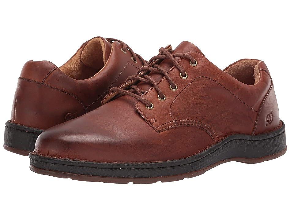 Born Karl (Tan (British Tan) Full Grain Leather) Men