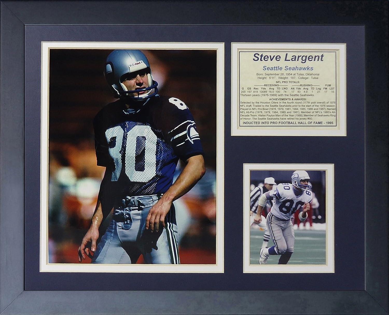Legends Never Die Steve Lsilver  Framed Photo Collage, 11 x 14Inch