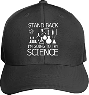Science Doesnt Care What You Believe in Outdoor Snapback Sandwich Cap Adjustable Baseball Hat Hip Hop Hat