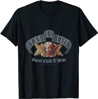 Guns N' Roses Official Sweet Child O' Mine T-Shirt