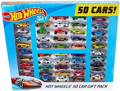 Hot Wheels Ultimate 50 Car Gift Set