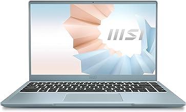 "MSI Modern 14 B10MW-050XES - Ordenador portátil de 14"" FullHD (Intel Core i7-10510U, 16GB RAM, 1TB SSD, Intel UHD Graphic..."