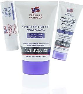NEUTROGENA Crema Manos con Perfume 50 ml + Cacao 4.8 g + muestra