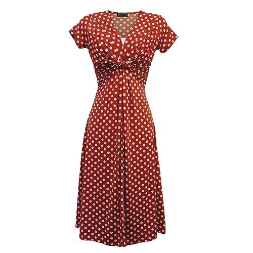 639c8b03cc0 Summer Tea Dress: Amazon.co.uk