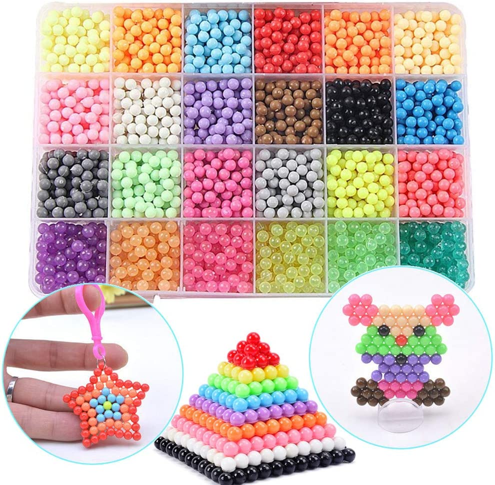 Funcool Special Campaign Beads Toy Virginia Beach Mall Fusible Refill Spray Water Be Colors 24
