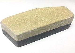piedra de afilar piedra de afilar belga tamaño amarillo 5(34–38cm²) Cuchillo de afilador afilador de herramientas