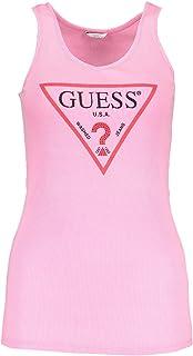 f6f76283eb Amazon.it: Guess - Canotte e top / T-shirt, top e bluse: Abbigliamento