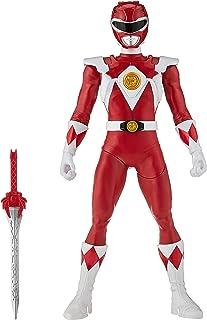 Power Rangers Mighty Morphin Power Rangers Red Ranger Morphin Hero 30-cm Action Figure Toy