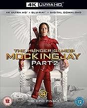 The Hunger Games: Mockingjay Part 2 4K 2016