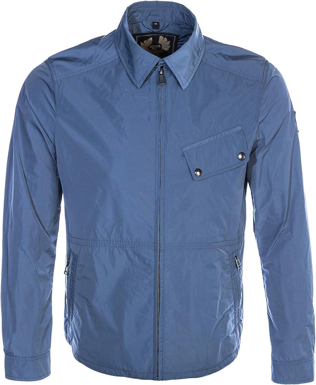 Belstaff Camber Jacket in Racing Blue