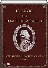 L'oeuvre du comte de Mirabeau (French Edition)