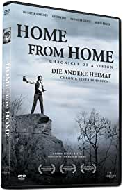 Epic German Drama HOME FROM HOME arrives on DVD and Digital July 28 from Corinth Films