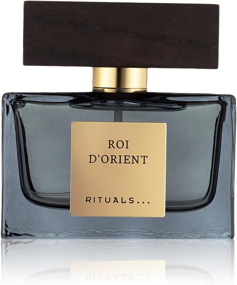 Rituals roi d` orient eau de parfum 50 ml  eau de parfum da uomo 1104075