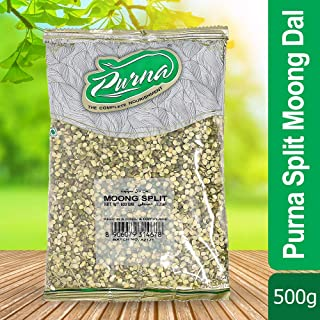 Purna Split Moong Dal - 500 gm