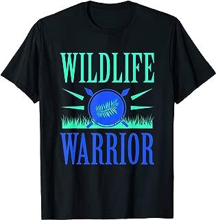 wildlife warriors shirt