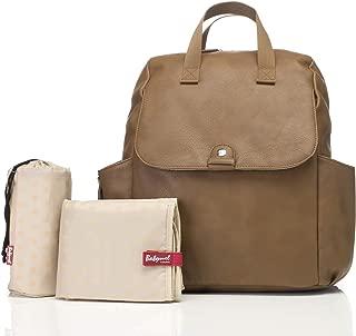 babymel robyn backpack tan