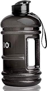 PANKIO Water Jug 2.2L Big Water Bottle 73OZ Half Gallon Sports Water Bottle Big Capacity Leakproof Container BPA Free Wate...