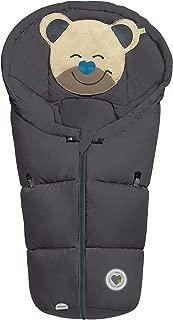 Odenw/älder BabyNest Fu/ßs/äckchen Mucki fashion Softragetaschen und Hartschalen 11444-1542 passend f/ür Schalensitze der Gruppe 0 tropical leaves black-graphite