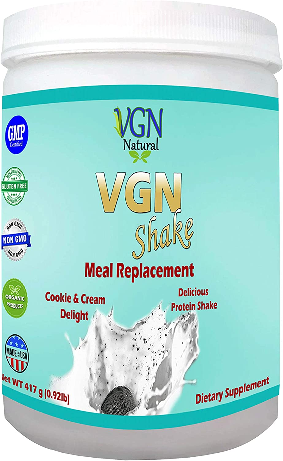VGN Shake Meal Nashville-Davidson Mall Ranking TOP16 Cream Replacement Cookie